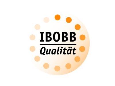 IBOBB - Qalitätssiegel